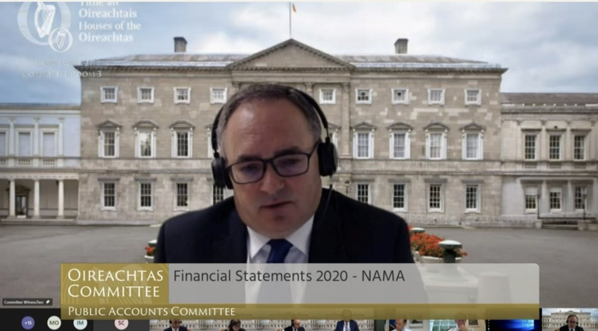 NAMA transfers additional €250m to Exchequer