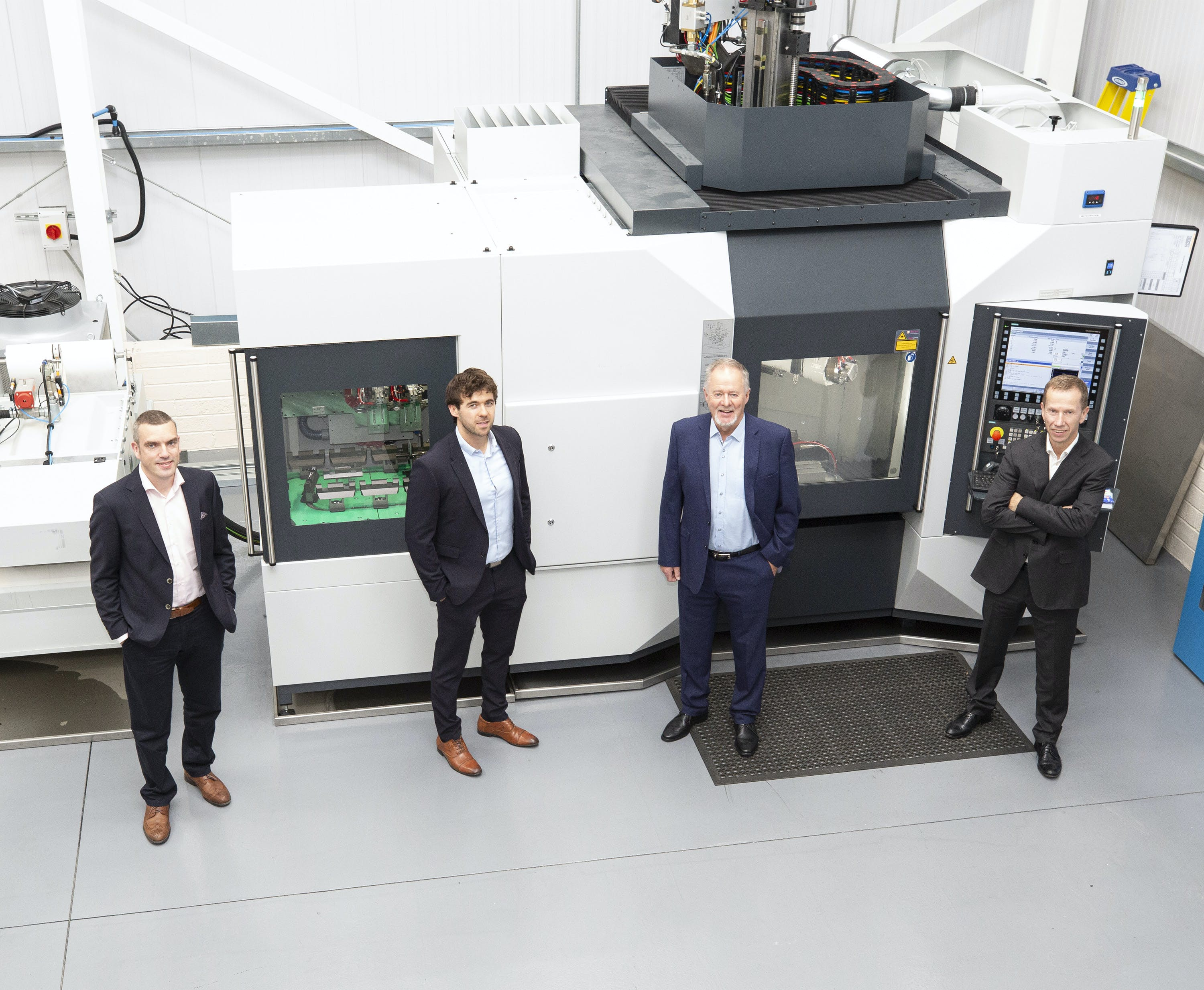 BGF Invests in Croom Precision Medical