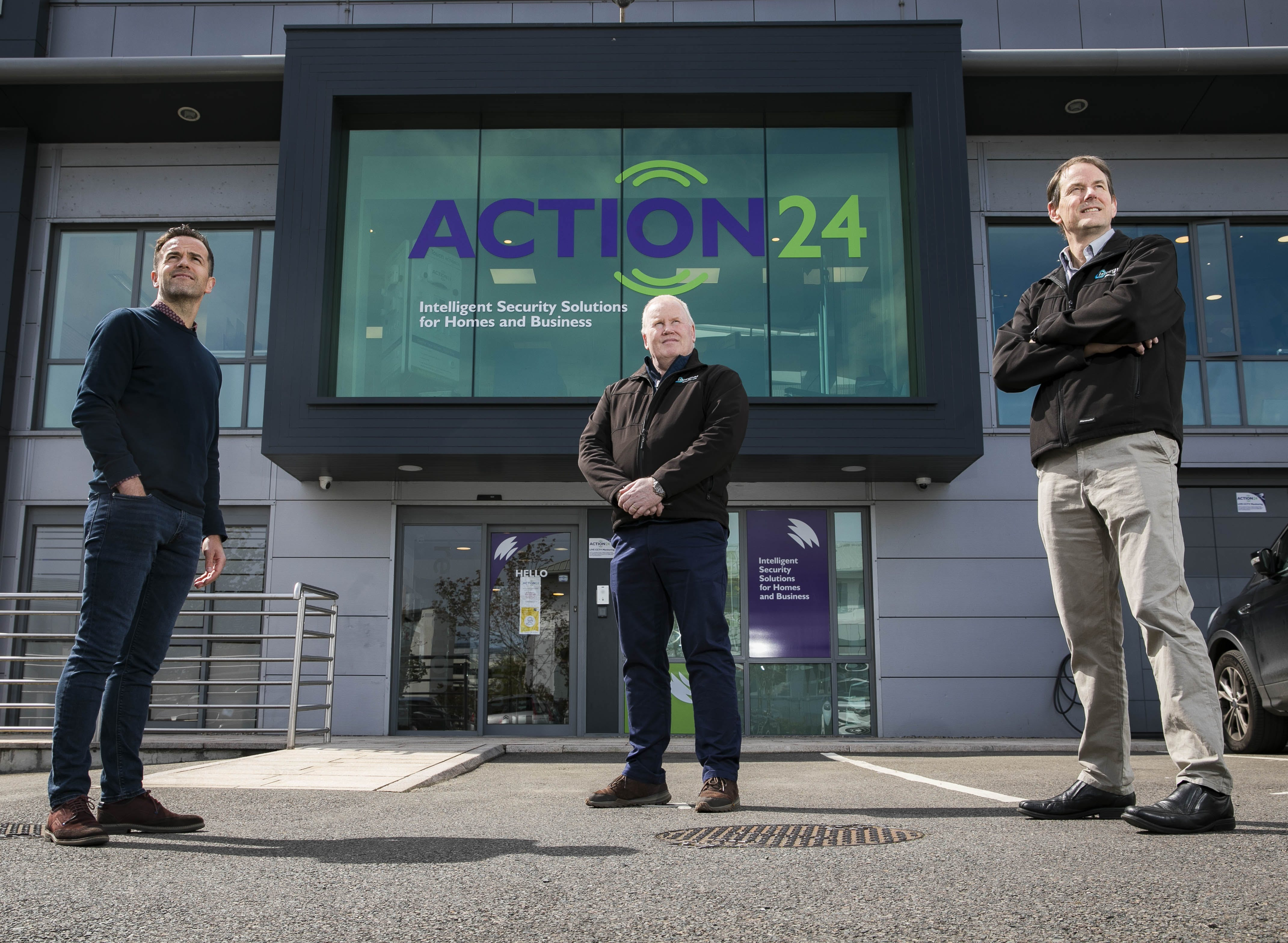 One of Ireland's leading security and alarm company Action24 acquires Integral Security