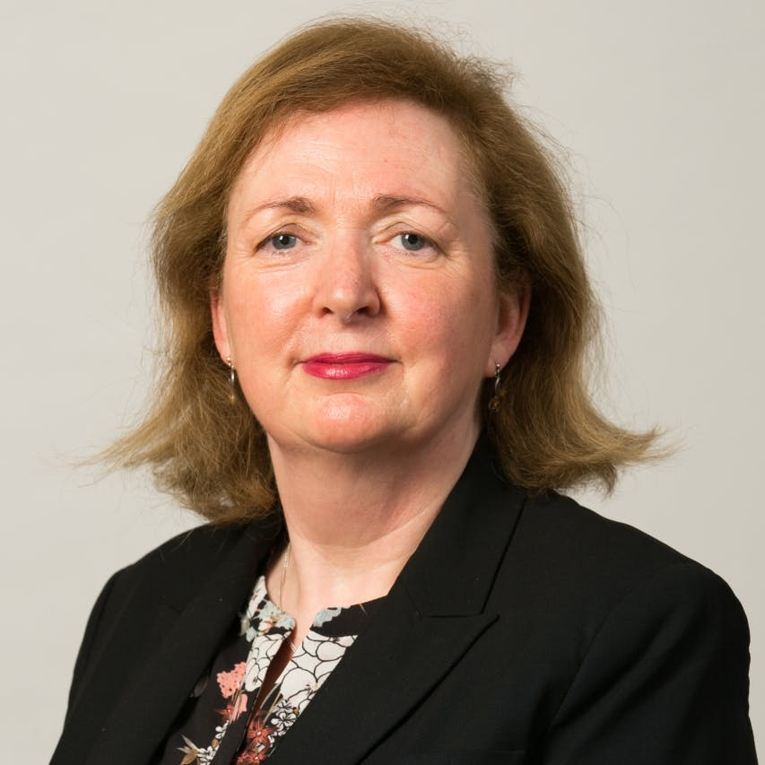 Dr Ina Kelly, Chair of the IMO Public Health Committee, to be appointed IMO President next month